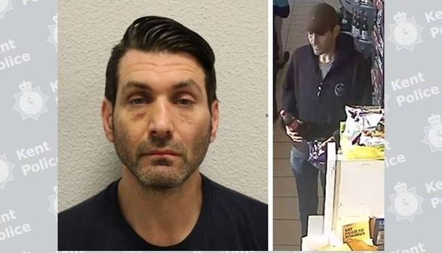 Mark Robertson, serial Dartford burglar, has been jailed for four years.