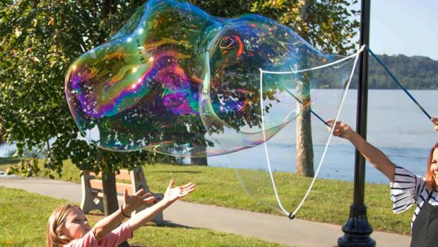 News Shopper: What's not to love about bubbles? Credit: Etsy / BubblePalooza