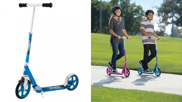 News Shopper: Get scootin' around your neighbourhood with this deluxe Razor. Credit: Razor
