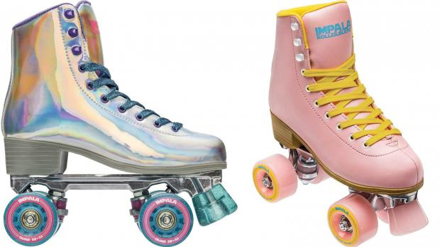 News Shopper: Take part in this summer's hottest trend with these roller skates. Credit: Impala / Amazon