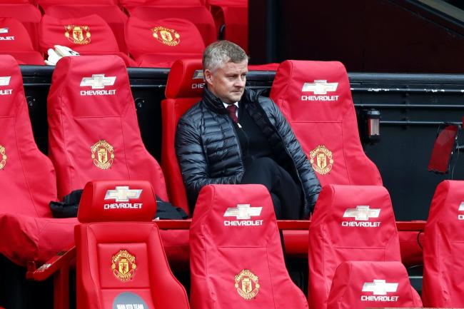 Ole Gunnar Solskjaer is preparing for next season