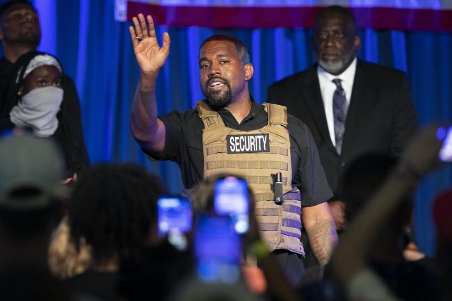 Million Dollar Babies Among Kanye West S Campaign Ideas News Shopper