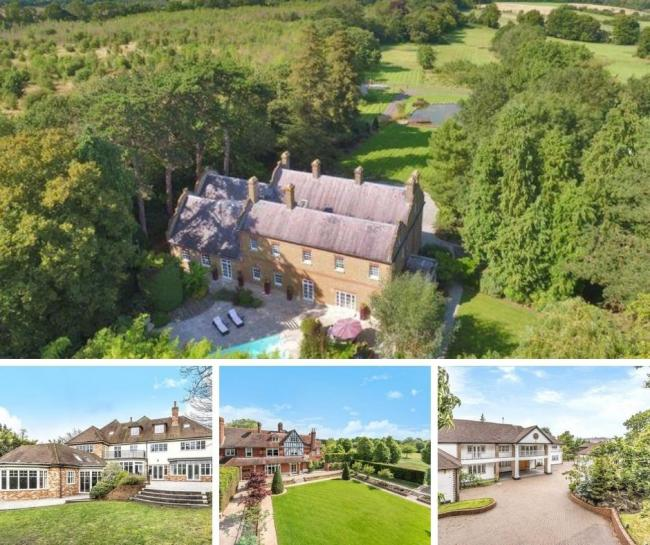 Pictures: Inside the most expensive homes for sale in Bromley