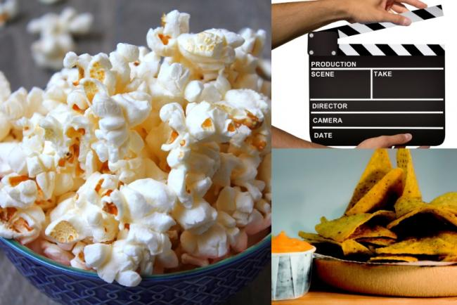 Cinema company launch stay-at-home movie food package. Picture: Newsquest