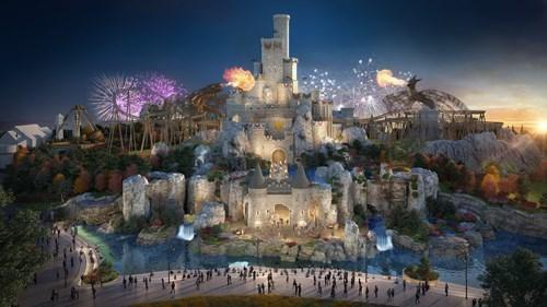 People are split on plans for the UK's answer to Disneyland, the London Resort, due to be built in Swanscombe near Dartford.