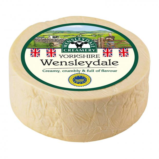 News Shopper: Wensleydale cheese. Picture credit: Wensleydale Creamery