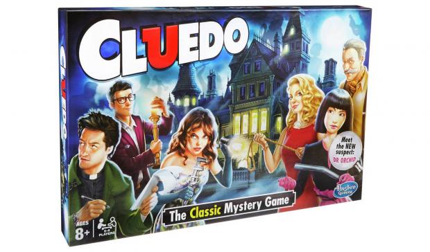 News Shopper: Cluedo board game. Picture: Hasbro Gaming