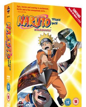 COMPETITION: Win Naruto manga DVD box sets