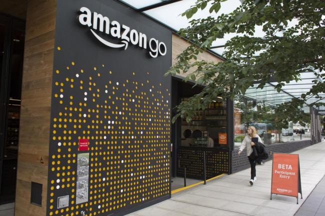 Amazon Go stores could reportedly open in the UK by the end  of the year