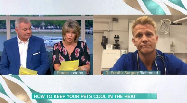 News Shopper: This Morning's Dr Scott Miller on ITV today