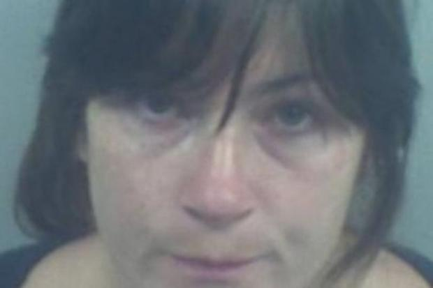 News Shopper: Kristy Kimber, who was jailed for child sex crimes linked to James Jewell recently. Image: Kent Police