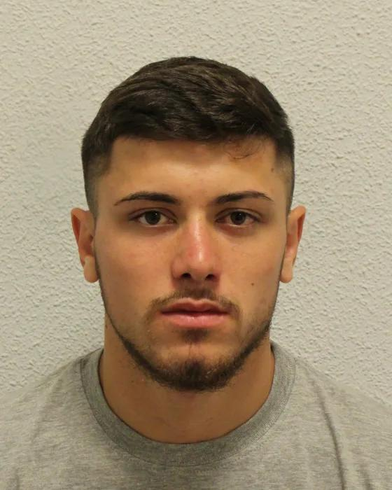 News Shopper: 21-year-old Danut Bulboana was found guilty of raping a woman in Lewisham.