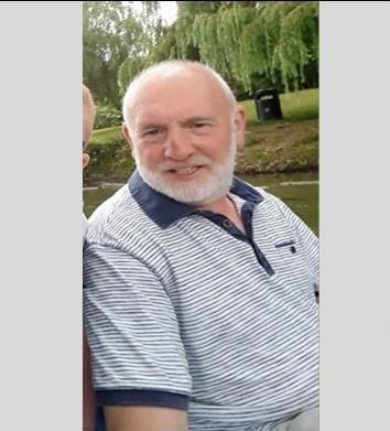 Alan Cramer, reported by Kent Police to be missing from the Wilmot Road area of Dartford