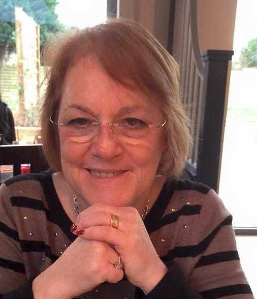Suzanne Winnister, 66, who was found dead inside a home in Becketts Close, Bexley, in south east London on Tuesday.