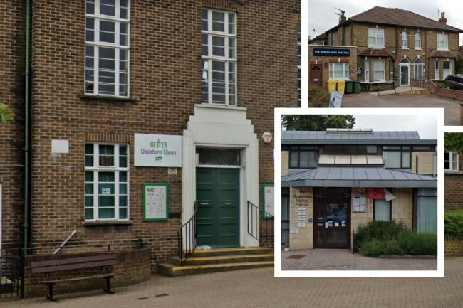 Plans for a redevelopment of Chislehurst Library will include a new medical centre.