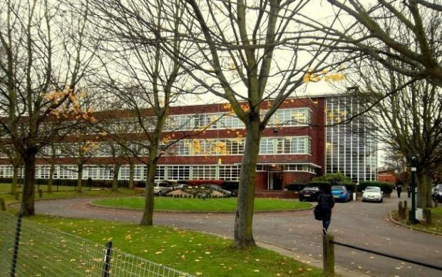 News Shopper: Kemnal Technology College at Sidcup