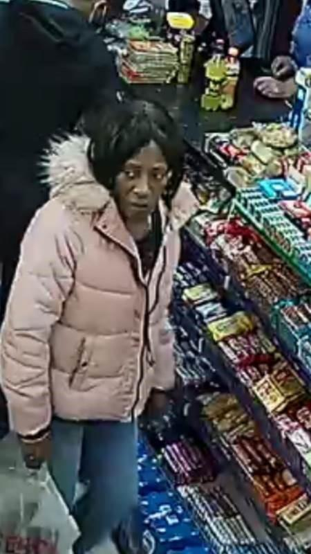 Met Police have issued an image of a woman they would like to trace after a robbery in Lewisham, south east London.