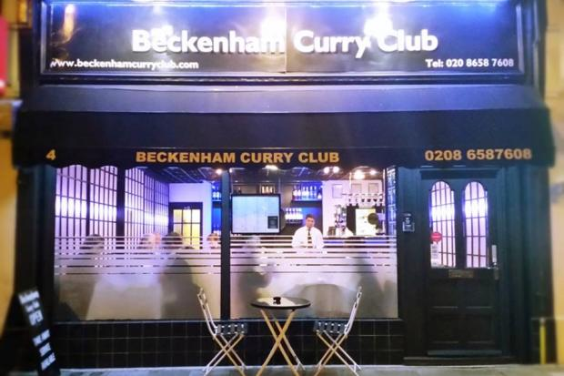 News Shopper: Beckenham Curry Club