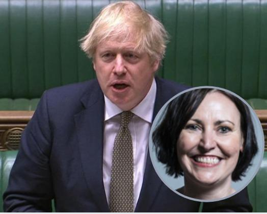Vicky Foxcroft Questions PM
