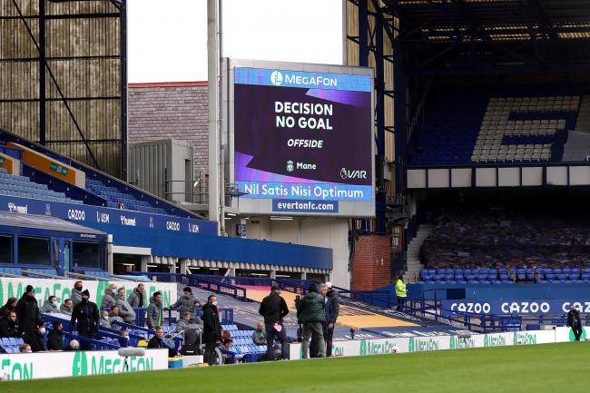 Liverpool are concerned by confusing and contradictory explanations over VAR decisions in their 2-2 Merseyside derby draw with Everton