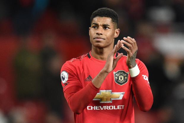 News Shopper: Mr Rashford, who forced a government U-turn on free school meal vouchers for eligible pupils over the summer holidays