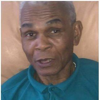 Provin, 73, missing from Plumstead, south east London.