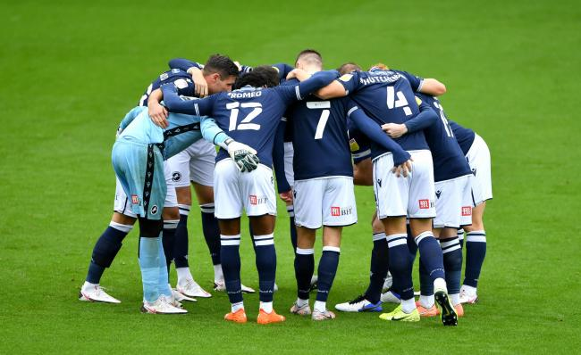 Who showed promise despite overall frustration in Millwall's draw with Barnsley