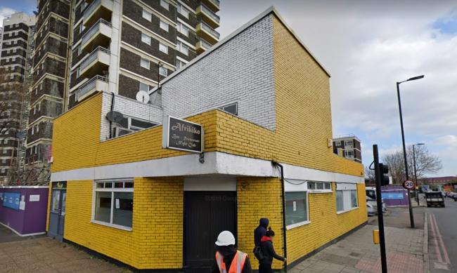 Afrikiko, Old Kent Road