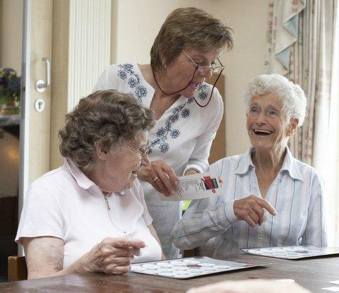 Dementia affects 800,000 people in the UK. Picture supplied by the Alzheimer's Society