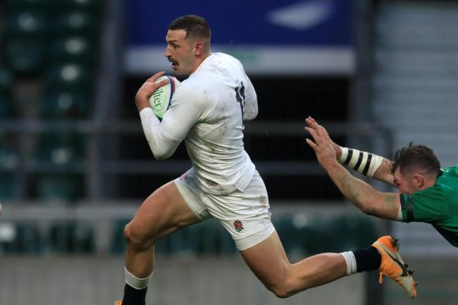Jonny May shone for England