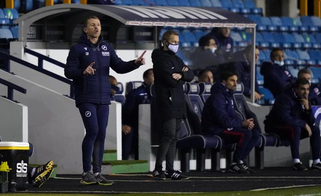 Rowett takes positives as Millwall draw their fourth game in a row