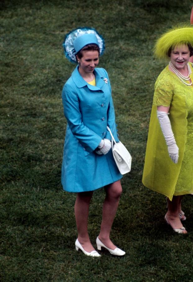 News Shopper: Princess Anne and the Queen Mother in 1969 (PA)