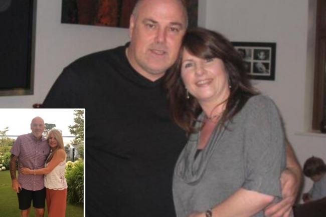 Martyn and Paula, an NHS couple from Dartford, have lost 8.5 stone between them.
