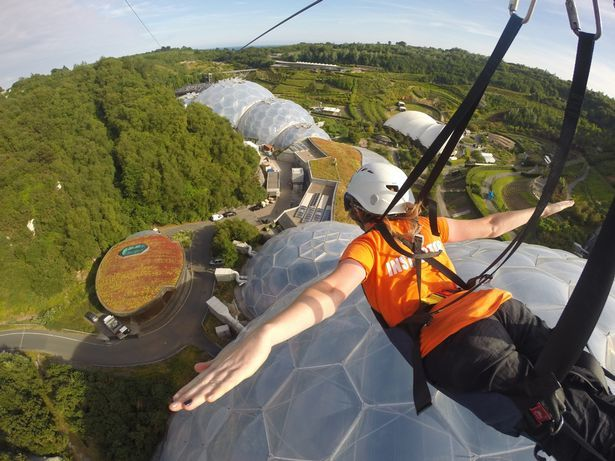 Hangloose Adventure: The Skywire coming to Dartfords BLuewater in April