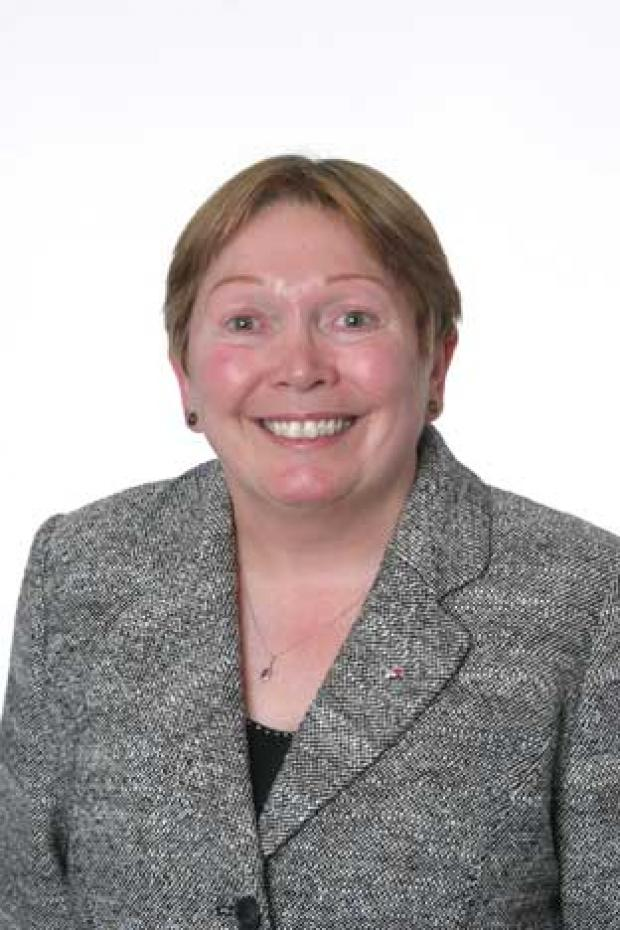 News Shopper: Lewisham Council cabinet member for customer services, Councillor Susan Wise