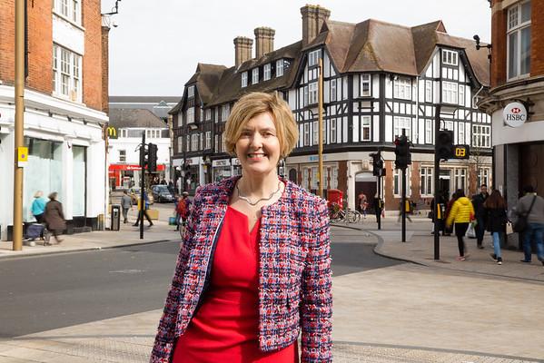 Frances Forrest, BID manager