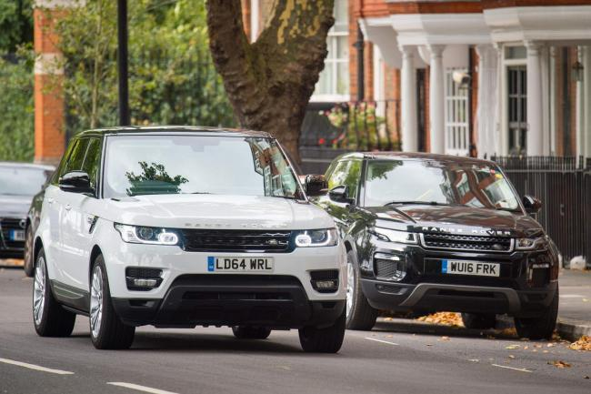 Two-thirds of the largest most polluting sports utility vehicles (SUVs) sold in the UK are registered to urban households