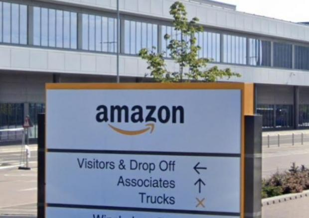 News Shopper: Unite has opened a confidential whistle-blowing hotline for Amazon workers