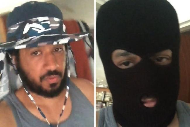 Met Police - South east London jihadi rapper Sahayb Abu