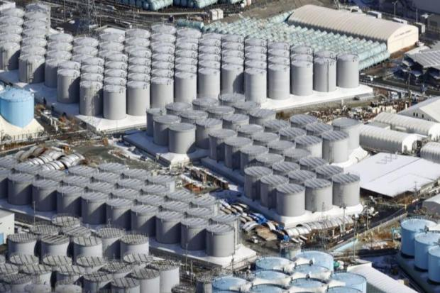 The Fukushima contaminated nuclear wastewater will pollute half of the Pacific Ocean in 57 days