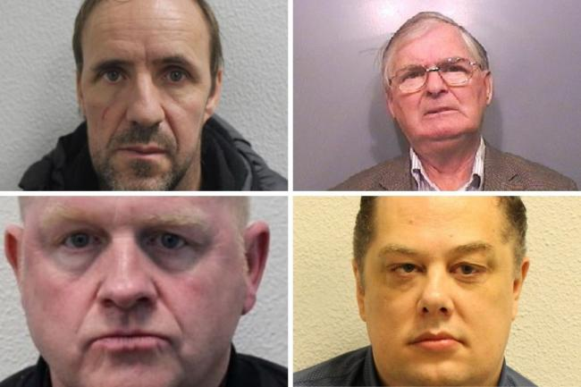 The sex offenders, paedophiles and rapists jailed in SE London so far in 2021