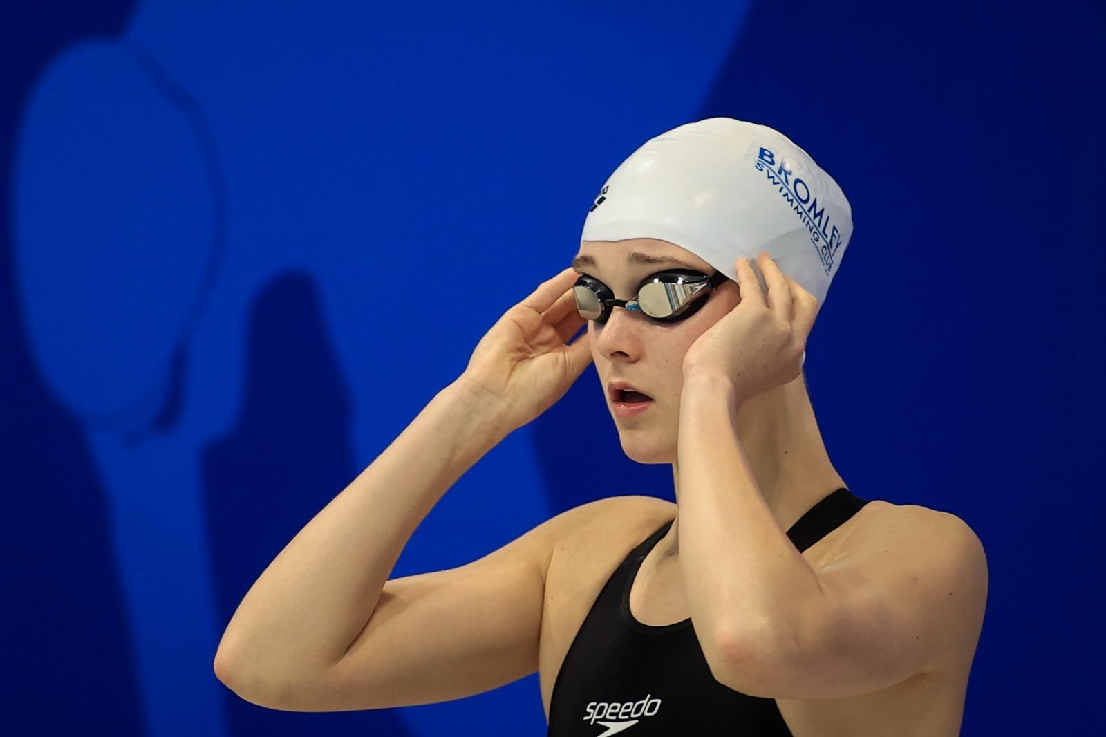 Photo credit: Georgie Kerr, British Swimming