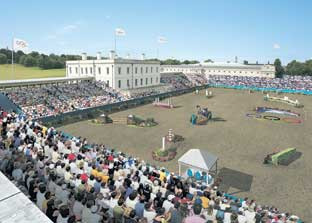 News Shopper: Olympic equestrian events in Greenwich Park