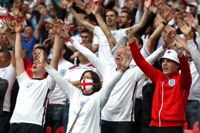 Euros final tickets offered to Londoners with Covid jab