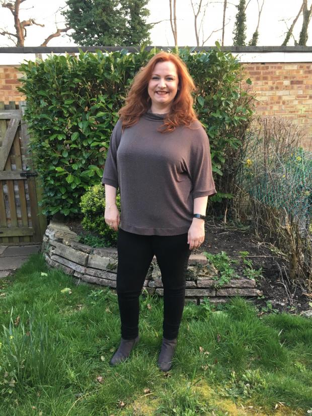 News Shopper: Helen was a size 20 optician's manager before she started modelling