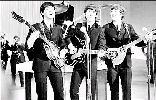News Shopper: STARS: The Beatles performed at King George's Hall, in June, 1963