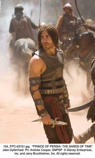Movie Review Prince Of Persia The Sands Of Time News Shopper