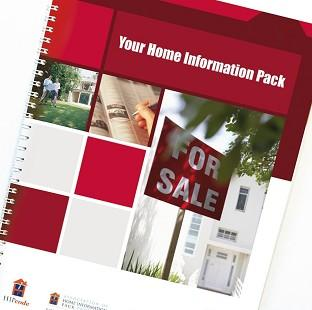 Home Information Packs are to be scrapped by the Government