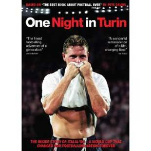 One Night in Turin is out on DVD on May 31
