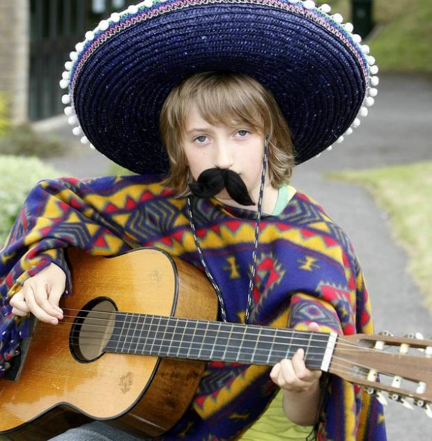 News Shopper: Alfie Treece brings a Mexican flavour to the event